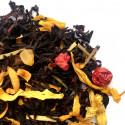 Thé en Vrac FRUITS EXOTIQUES, ORANGE, FRUITS ROUGES - Thé noir APOTHÉOSE - Cie Anglaise des Thés