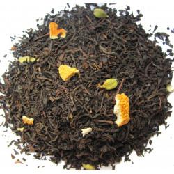Té Bergamota Naranja Cardamomo  - Té negro TORNADO