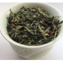 Tasse Thé Caramel, Vanille, Noisette -Thé vert MOULIN ROUGE SENCHA - Compagnie Anglaise des Thés