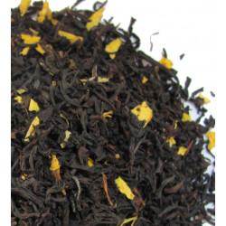 Thé en Vrac Abricot - Thé noir Abricot