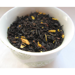 Tasse Thé Abricot - Thé noir Abricot