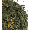 Thé vert en vrac Pêche, Abricot, Mangue -Thé vert BUTTERFLY - Compagnie Anglaise des Thés