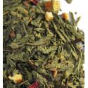 Thé en vrac Cannelle, Orange, Rose - Thé vert SAINT NICOLAS - Compagnie Anglaise des Thés