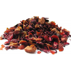 Infusion FRUITS ROUGES