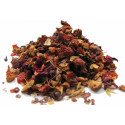 Infusion CHOCOLAT, FRAISE - Infusion BAYONNE BIO - Compagnie Anglaise des Thés