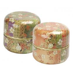 Boîte Japonaise Pastel