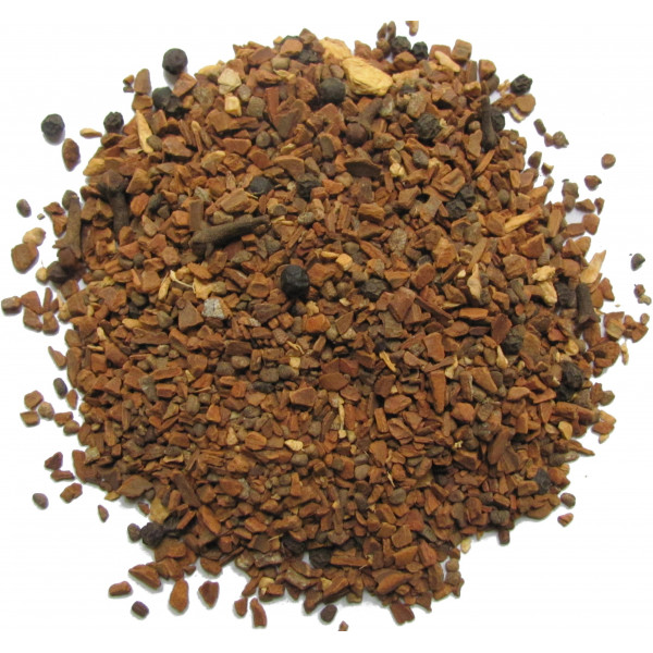 Infusion EPICES INDIENNES MASALA CHAI - Infusion CHAI BIO - Compagnie Anglaise des Thés