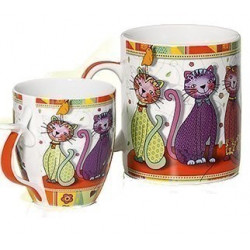 Taza Maxi 3 Gato