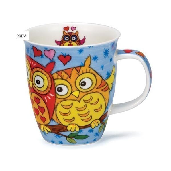 Mug Dunoon Chouette Couple