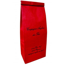 Poche Thé CAFE CACAO CARAMEL - Thé noir P'TIT DEJ  - Compagnie Anglaise des Thés