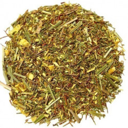 Rooibos Vert Citron, Vanille - Rooibos Vert Madagascar - Compagnie Anglaise des Thés