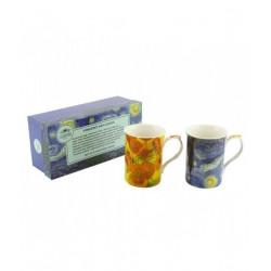 Coffret Mugs Van Gogh