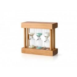 Reloj de arena para té 1-3-5 mn