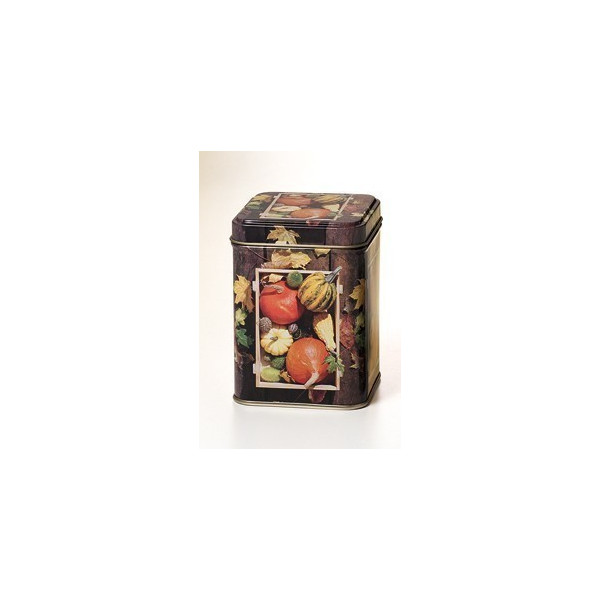 Boîte Citrouille - Compagnie Anglaise des Thés
