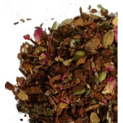 Infusion en vrac Cacao - Epices - Infusion CHACHACHA Bio - Compagnie Anglaise des Thés