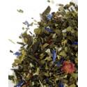 Thé en vrac Amande, Cerise -Thé vert ROMANCE - Compagnie Anglaise des Thés