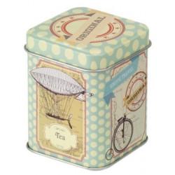 Boîte Voyage Tea - Compagnie Anglaise des Thés