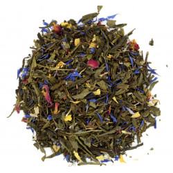 Thé  Vanille, Fleurs -Thé vert PRINCE IGOR- Compagnie Anglaise des Thés