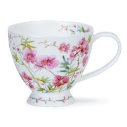 Mug Dunoon Orchidée
