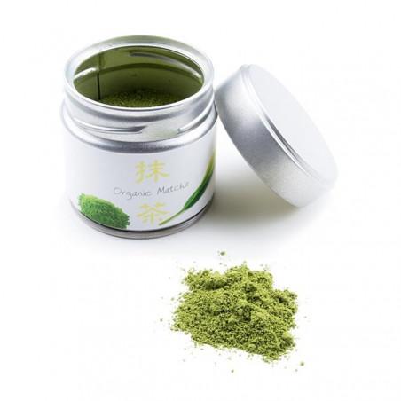 Thé vert MATCHA bio du Japon 30 g