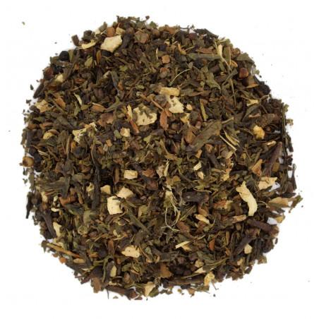 Thé vert CHAI SENCHA (masala chai)