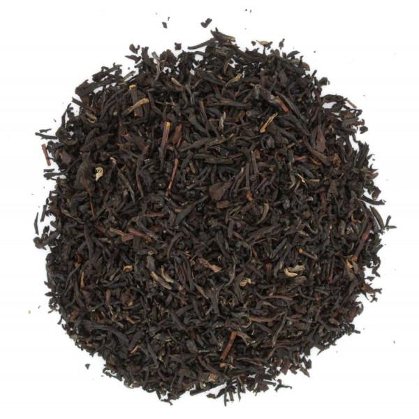 Thé VANILLE Bio - Thé noir parfumé à la VANILLE - Compagnie Anglaise des Thés