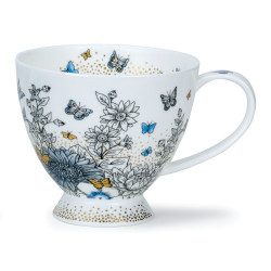 Mug Dunoon Butterfly