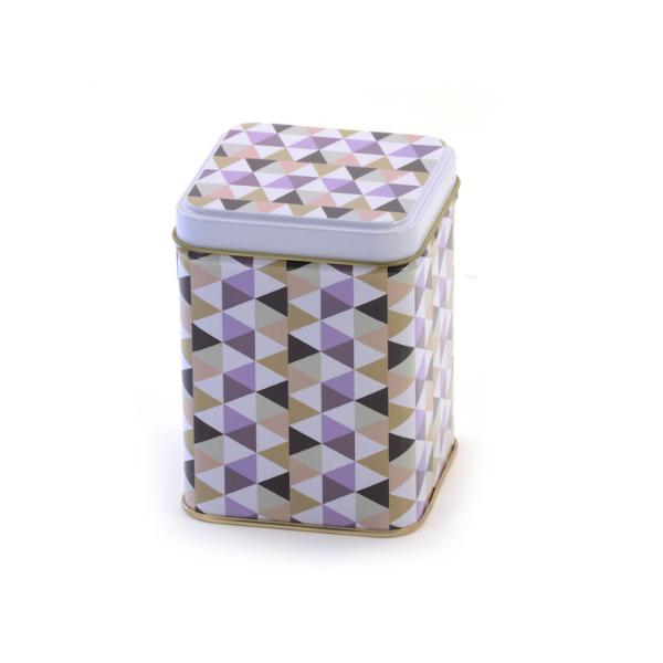 Boîte graphique - Compagnie Anglaise des Thés