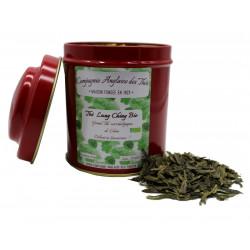 Edition spéciale Boîte de thé vert LUNG CHING BIO