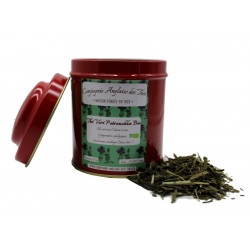 Edition spéciale Boîte de Thé vert PETROUCHKA BIO