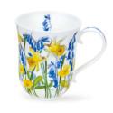 Mug Dunoon Yellow Flowers