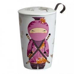 Tetera Ninja Rosa