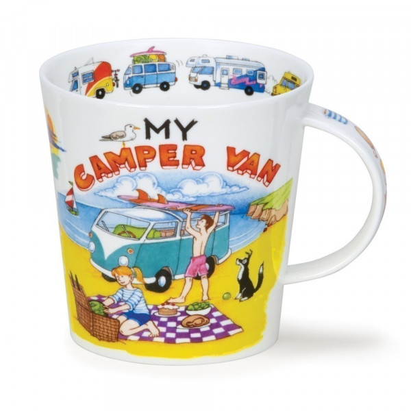 Mug Dunoon Camping - Compagnie Anglaise des Thés