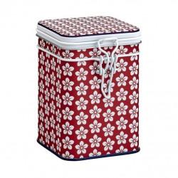 Boîte Scandinave Rouge 100g - Compagnie Anglaise des Thés