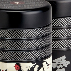 Coffre boîtes japonaise duo - Compagnie Anglaise des Thés