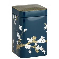 Boîtes Cerisier Japonais Bleue - Compagnie Anglaise des thés