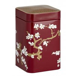 Caja Cerezo Japonés Rojo