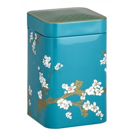 Boîte Cerisier Japonais Turquoise