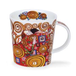Mug Dunoon Klimt Destiny Embrace - Compagnie Anglaise des Thés