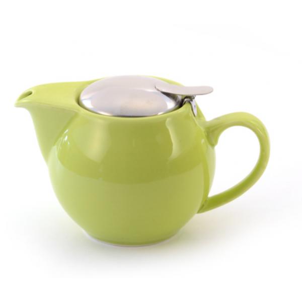 Théière Vert vif 0.5L - Compagnie Anglaise des Thés