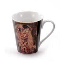 Mug Klimt Le Baiser - Compagnie Anglaise des Thés