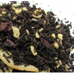 Thé en Vrac CHOCOLAT COCO - Thé noir BOUNTY- Compagnie Anglaise des Thés